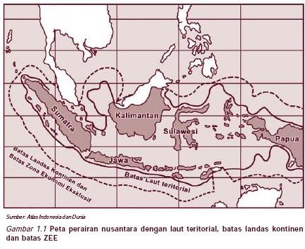 Peta Laut Nusantara