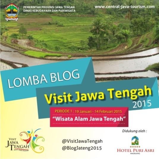 Lomba Blog Visit Jawa Tengah